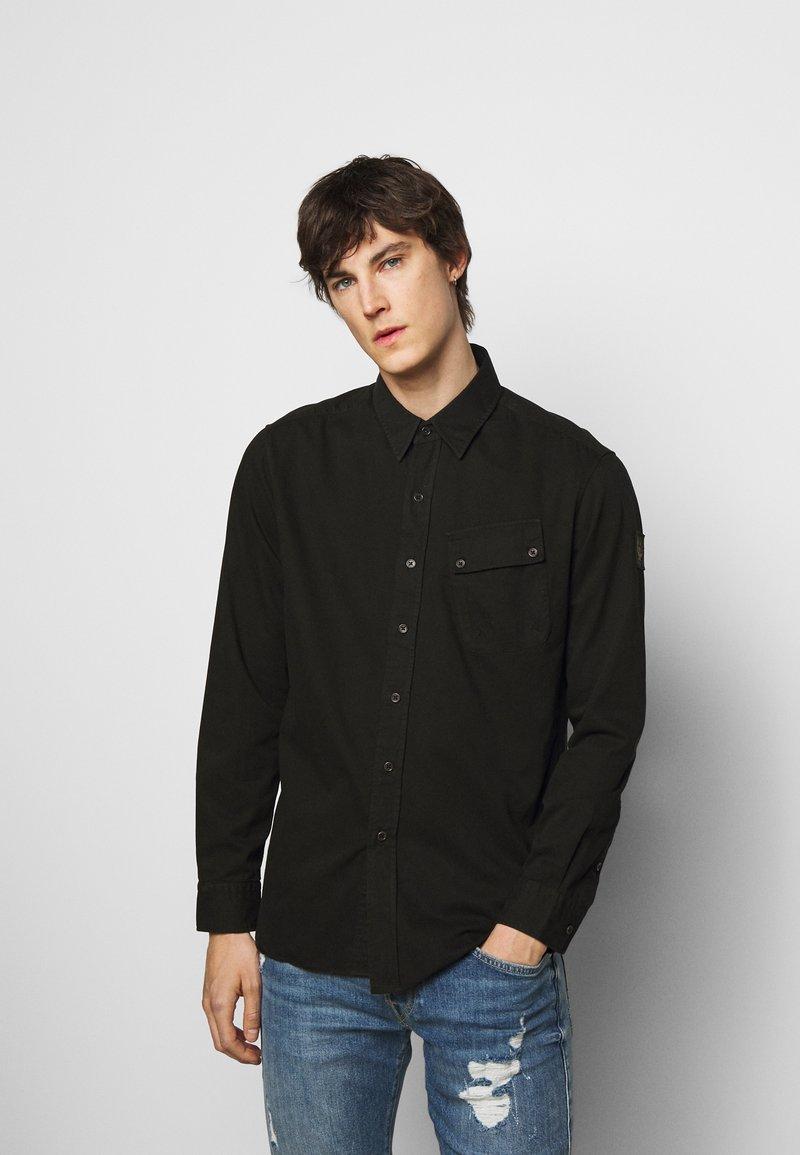 Belstaff - PITCH - Overhemd - black