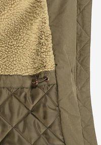 Desires - WINTERJACKE LEWANA - Winter jacket - khaki - 5