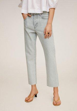 HAVANA - Jeans a sigaretta - gris denim