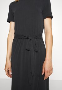 Object - OBJANNIE NADIA DRESS - Maxikjole - black - 5