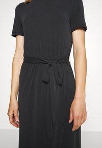 Object - OBJANNIE NADIA - Jersey dress - black - 5