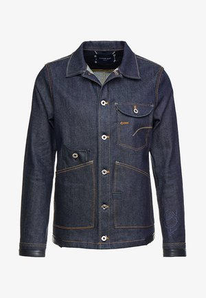 30YR LADSON - Veste en jean - raw denim