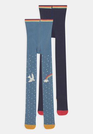 NORAH 2 PACK - Tights - multi-coloured