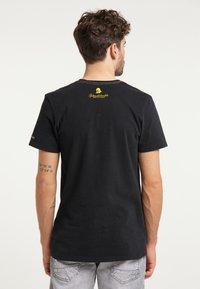 Schmuddelwedda - T-SHIRT - Print T-shirt - schwarz - 2