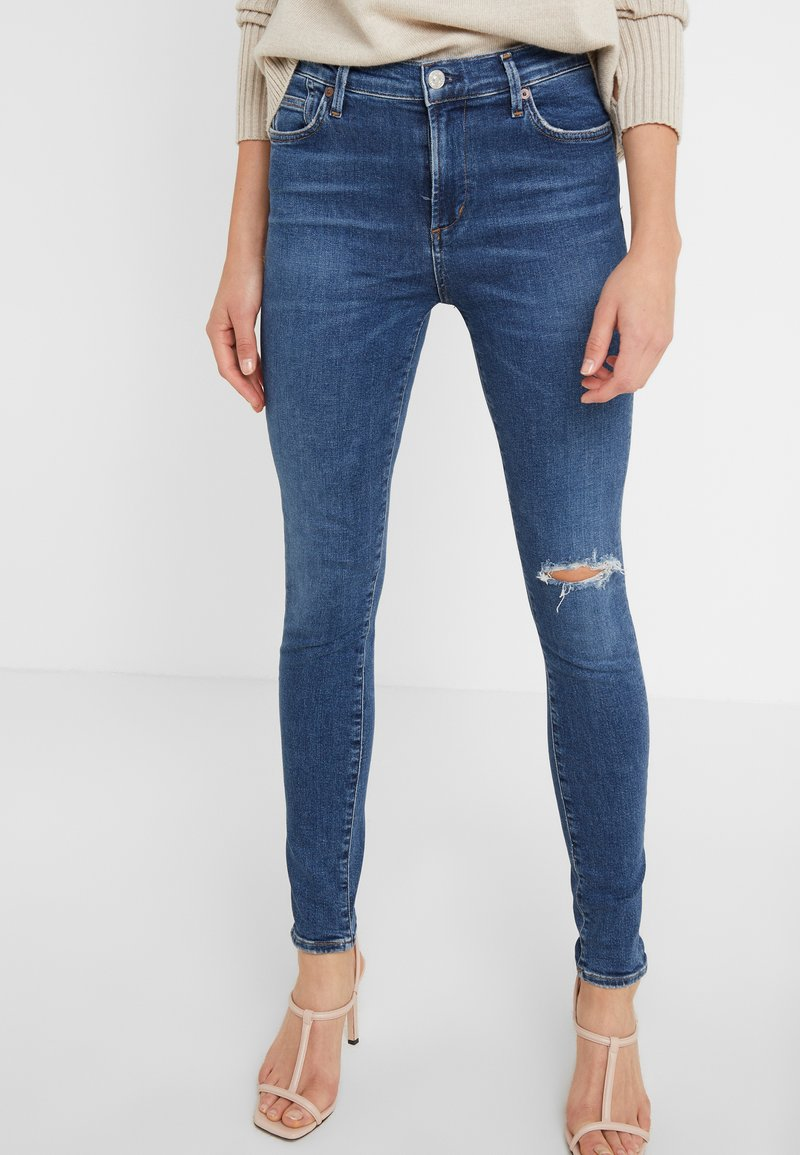 Citizens of Humanity - ROCKET NORMAL - Jeans Skinny Fit - swing low