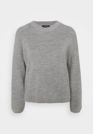 MARNY - Jumper - grey melange