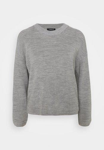 MARNY - Jumper - grey melange