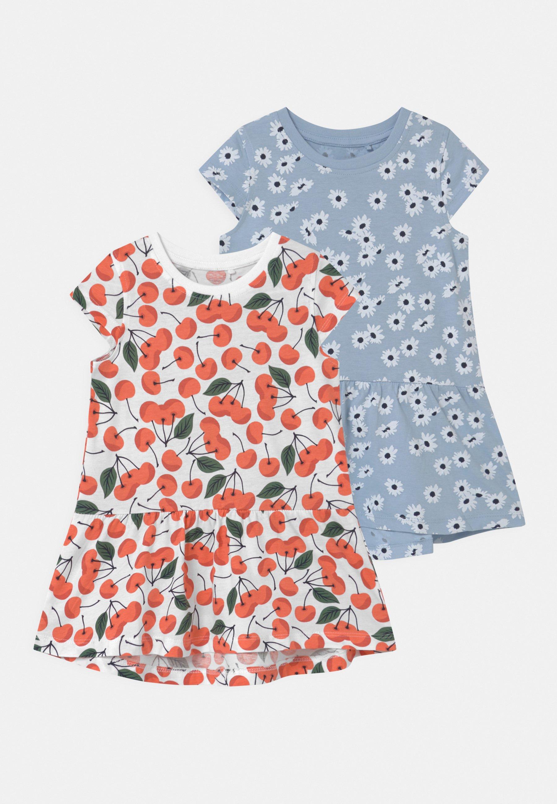 Kids NMFVIGGA 2 PACK - Jersey dress