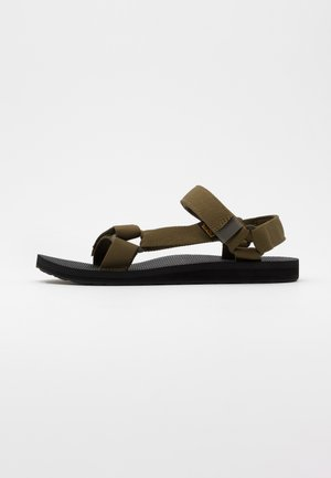 ORIGINAL UNIVERSAL MENS - Outdoorsandalen - dark olive