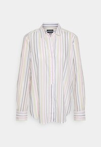 Marc O'Polo - BLOUSE LONG SLEEVED BUTTON PLACKET STRIPED - Skjorte - multi - 0