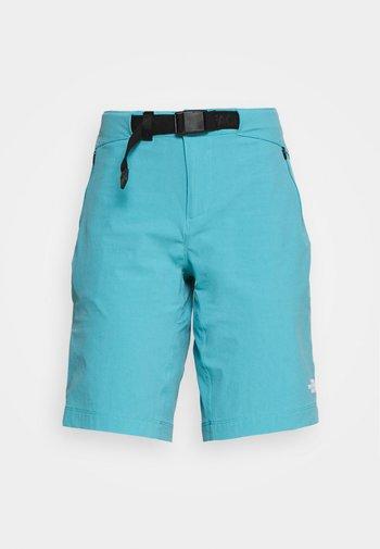 SPEEDLIGHT - Outdoor shorts - maui blue