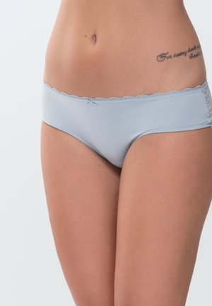 PANTIES SERIE AMOROUS - Briefs - powder blue