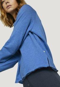 TOM TAILOR DENIM - Long sleeved top - mid blue - 3