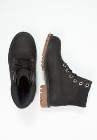 Timberland - ICONIC CLASSICS 6 INCH PREMIUM WP BOOT - Lace-up ankle boots - black - 1