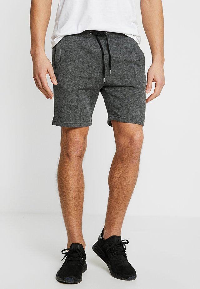 Trainingsbroek - mottled dark grey