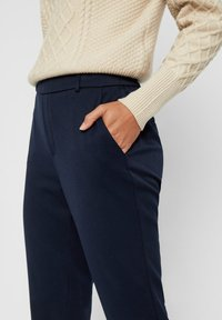 Vero Moda - VMMAYA LOOSE SOLID PANT  - Broek - night sky - 3