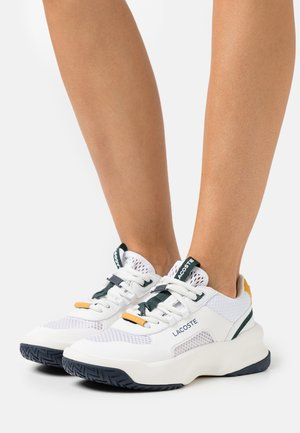 ACE LIFT FLY - Baskets basses - offwhite/navy