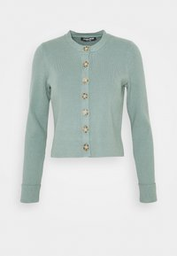 Fashion Union Petite - FLOWLER  - Kardigan - green - 0