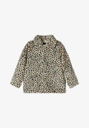 Winter jacket - silver mink
