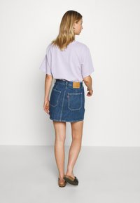 Levi's® - UTILITY SKIRT - Denim skirt - snooze ya lose - 2