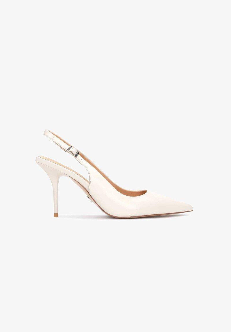 Kazar - High heels - white