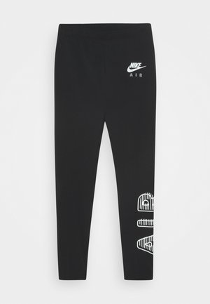 AIR FAVORITES - Leggingsit - black/white