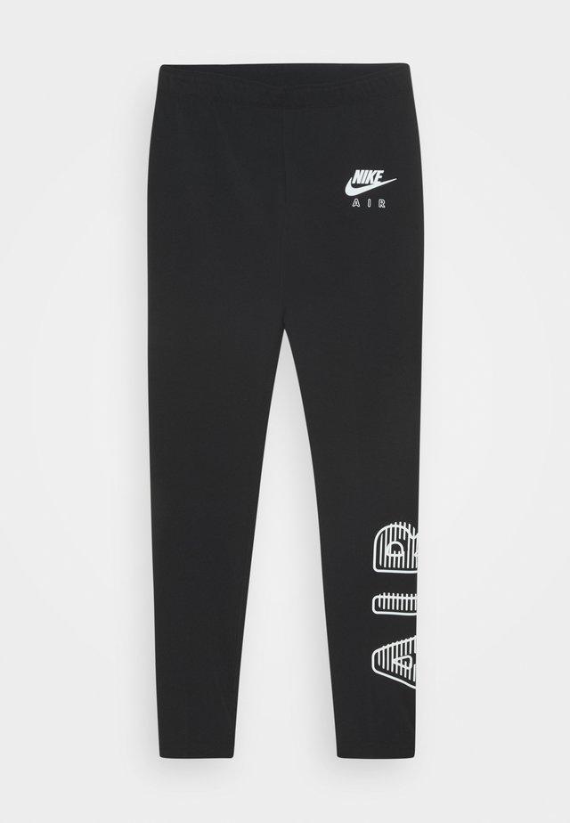 AIR FAVORITES - Legging - black/white
