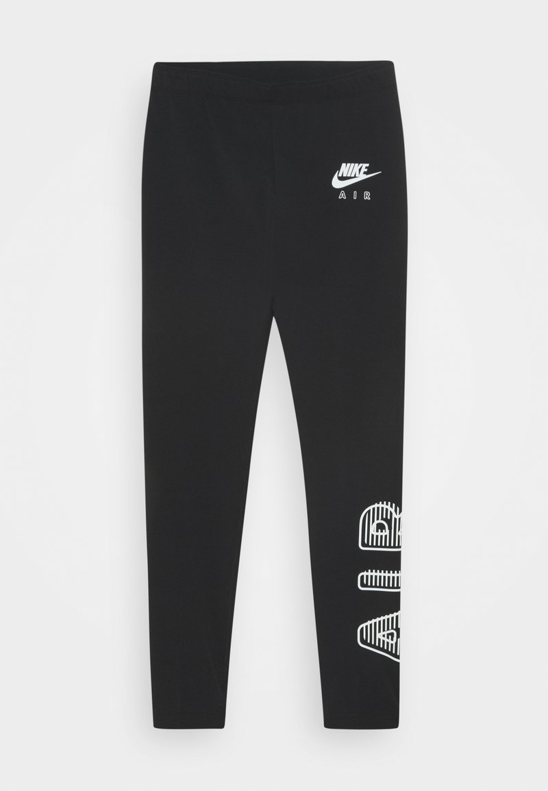 Nike Sportswear - AIR FAVORITES - Legging - black/white