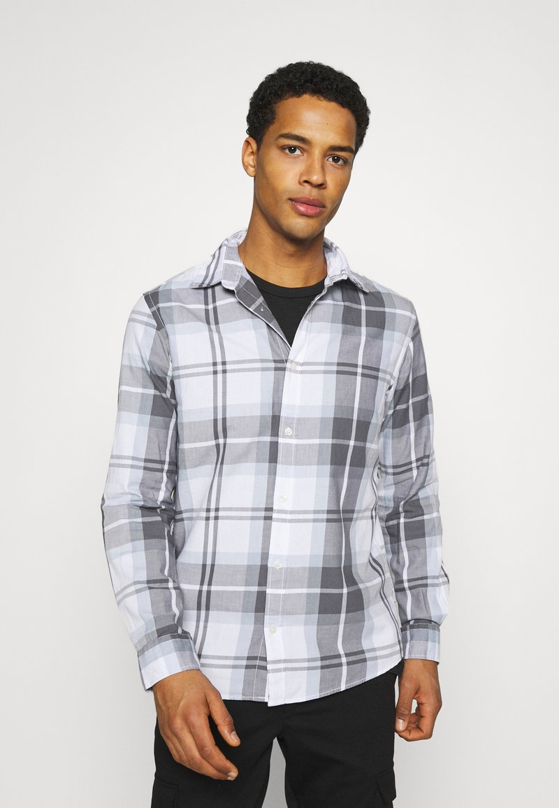 Jack & Jones - JJBRUCE ONE POCKET - Shirt - faded denim