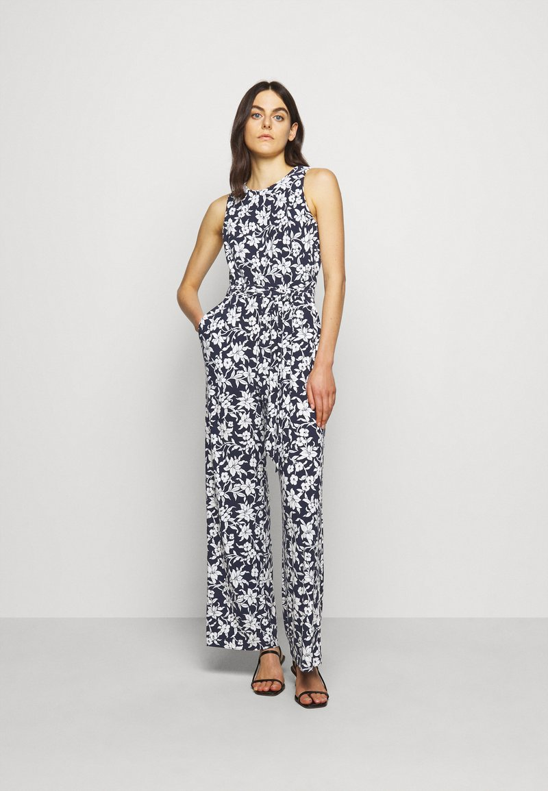 Lauren Ralph Lauren - Jumpsuit - lighthouse navy