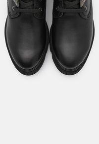 Panama Jack - TELMA IGLOO - Lace-up ankle boots - black - 5