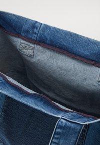 BLANCHE - Velká kabelka - vintage blue - 2