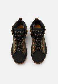 Timberland - TREELINE MID WP - Sneaker high - dark green - 3