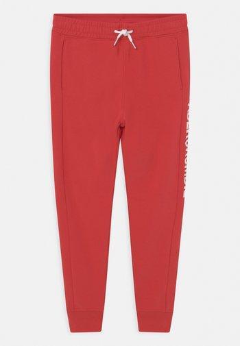 ESPORTS SIDE PANEL LOGO - Pantaloni sportivi - red