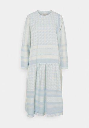 JOSEFINE DOGTOOTH - Day dress - ballad/blue whisper