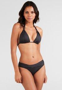 s.Oliver - Bikini top - black - 1