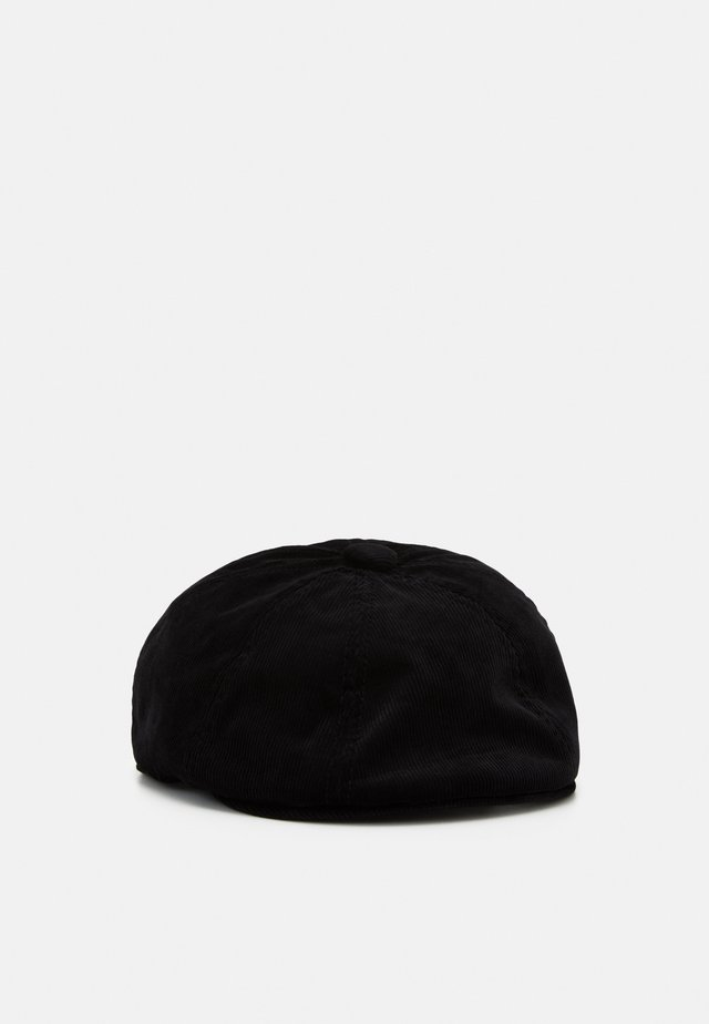 HAWKER - Cappello - black