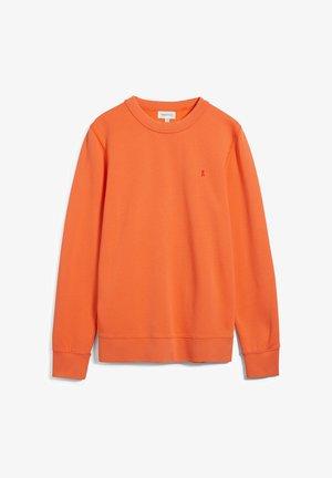 KAARLSSON - Sweater - splash orange
