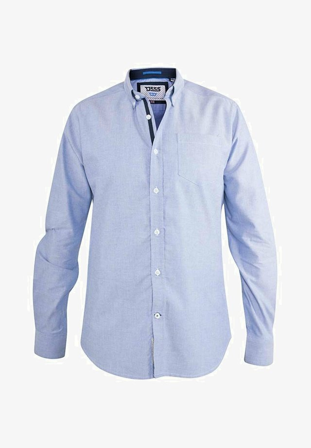 BLUE CLARENCE OXFORD  - Shirt - blue