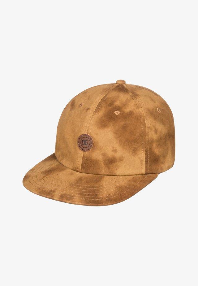CRINGER - SNAPBACK - Cap - sudan brown