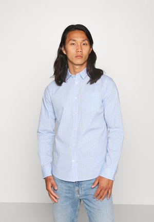 FITTED EASYCARE SHIRT STRETCH - Shirt - light blue