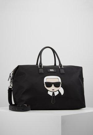 IKONI WEEKENDER - Weekend bag - black