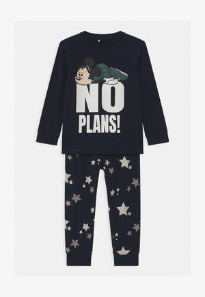 DISNEY MICKEY MOUSE - Pyjama set - dark sapphire
