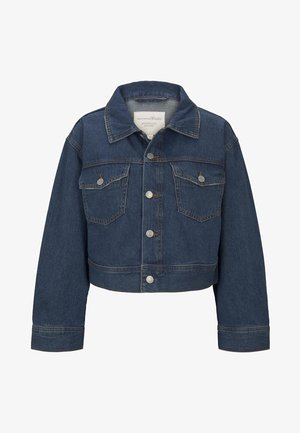 Denim jacket - dark-blue denim