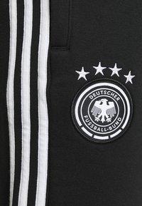 adidas Performance - DFB DEUTSCHLAND 3S PNT - National team wear - black - 5