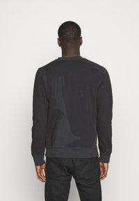 Jack & Jones - JCODENNIS CREW NECK - Sweatshirt - black - 2