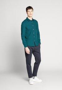 Pier One - Shirt - dark green - 1