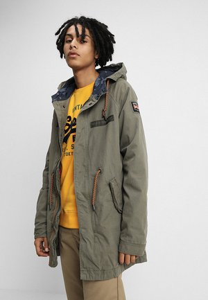 AVIATOR ROOKIE  - Parka - troop khaki