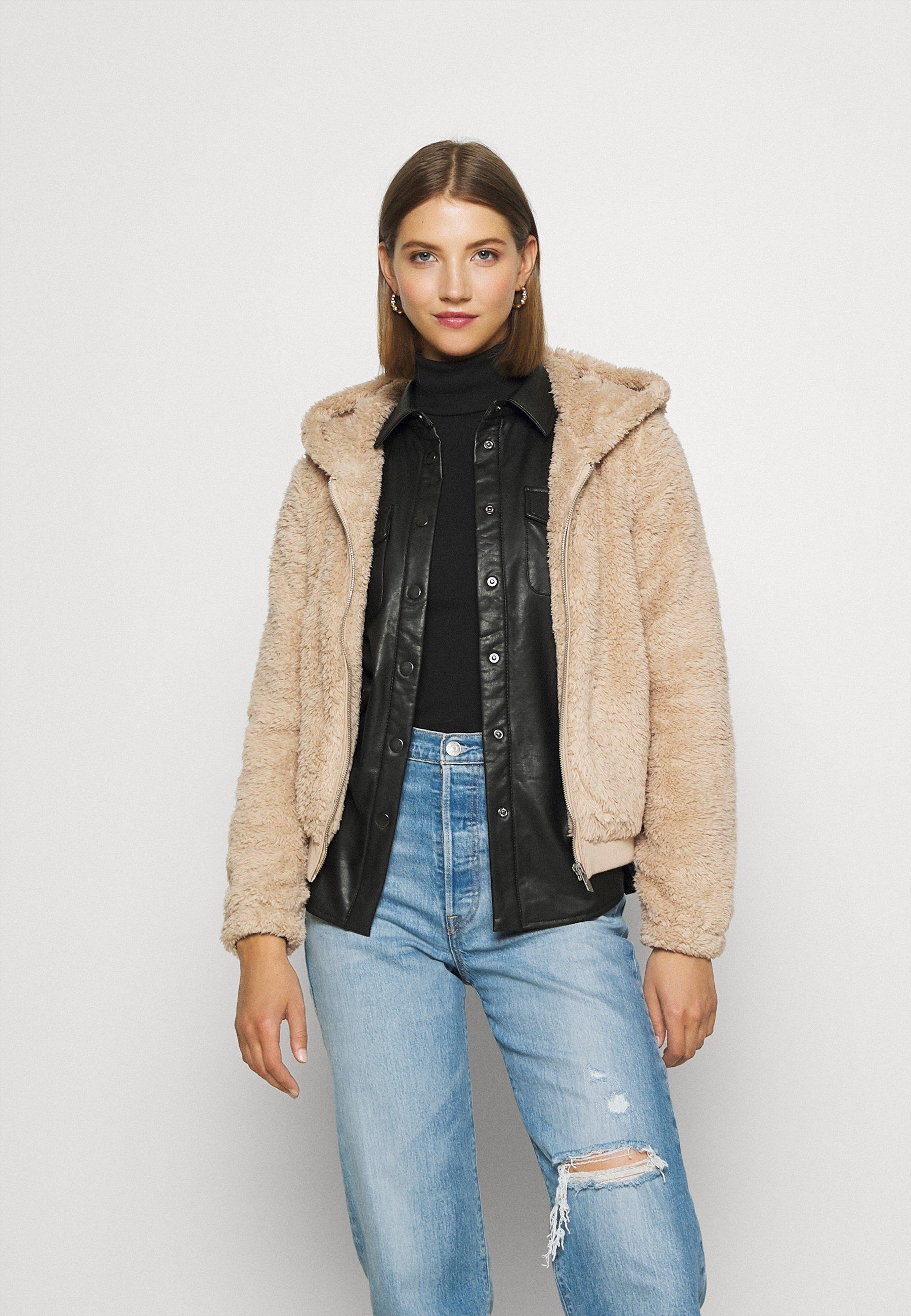 Women ONLANNA CONTACT - Fleece jacket
