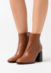LAB - Ankle boots - volga - 0